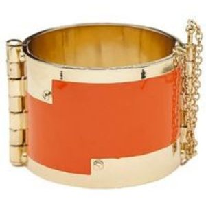 cc skye orange cuff